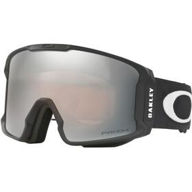Oakley Line Miner XM Lunettes de ski Femme, matte black/prizm snow black iridium
